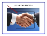 Shaking Hands Social Story