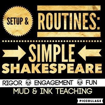 Shaking Up Shakespeare:  Collaborative Grouping Strategies for ANY Play!