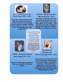 Shalom / Peace in the Torah