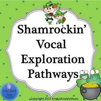 ShamROCKin' Vocal Explorations