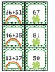 Shamrock - 2 digit Addition