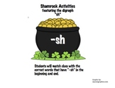 "Shamrock Activities: The Digraph ""-sh"""