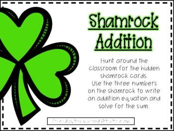 Shamrock Addition