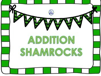 Shamrock Addition - FREEBIE