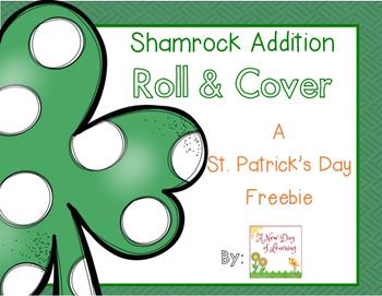 Shamrock Addition Roll & Cover Freebie