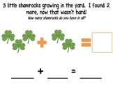 Shamrock Addition - St. Patrick's Day