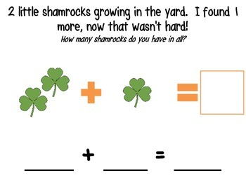 Shamrock Addition - St. Patrick's Day