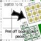 Shamrock Addition & Subtraction Tic-Tac-Toe