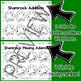 Shamrock Addition Worksheets