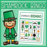 Shamrock Bingo Set