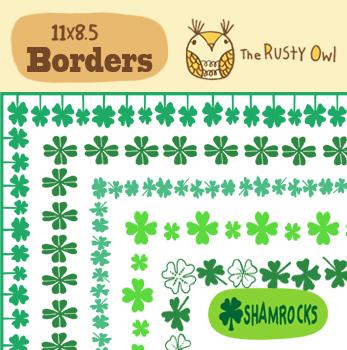 Shamrock Borders
