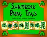 Shamrock Brag Tags