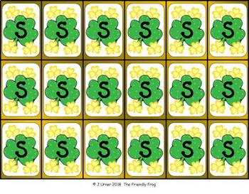 Shamrock Brag Tags
