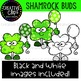 Shamrock Buds: St. Patrick's Day Clipart {Creative Clips Clipart}