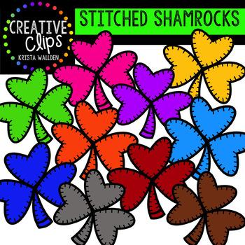 Shamrock Bundle {Creative Clips Clipart}