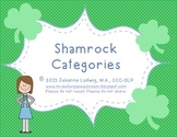 Shamrock Categories