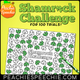 Shamrock Challenge for 100 Repetitions by Peachie Speechie