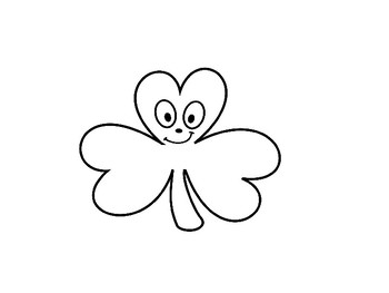 Shamrock Clip Art and Templates