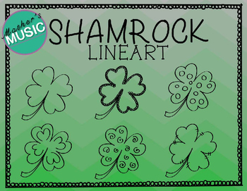 Shamrock Clipart