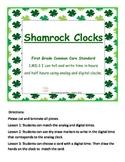 Shamrock Clocks