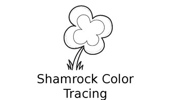 Shamrock Color Tracing