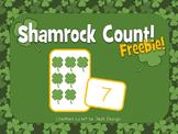 Shamrock Count FREEBIE
