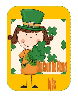 Shamrock Counting by 3's