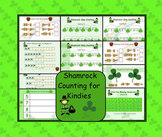 Shamrock Counting for Kindies: An Interactive Smartboard File