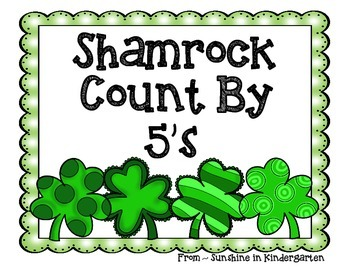 Shamrock County by 5's {5-300}