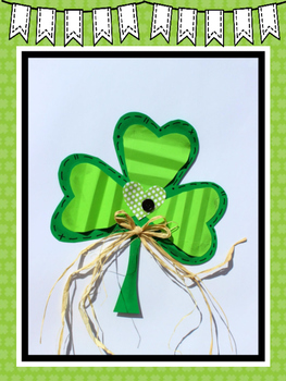 St. Patrick's Day Shamrock Craft