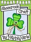 St. Patrick's Day Shamrock Craft