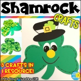 Shamrock Craft for St. Patrick's Day & March