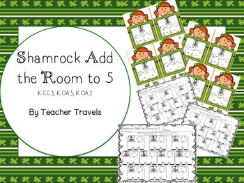 Shamrock Dice Add the Room to 5