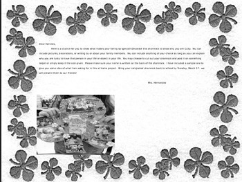 Shamrock Family Project