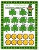 Shamrock Fraction Division Worksheet (St. Patricks Day)