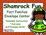 Shamrock Fun Fact Families Envelope Center