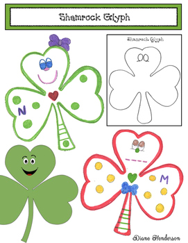 Shamrock Glyph With Graphs