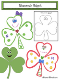 St. Patrick's Day Activities: Shamrock Glyph With Graphs