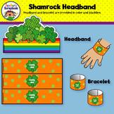 Shamrock Headband & Bracelets Craft Activity