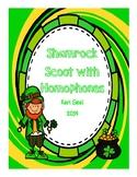 Shamrock Homophone Scoot