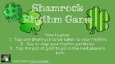 Shamrock Interactive Rhythm Game (Quarter Note, Eighth Not