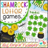 St. Patrick's Day Alphabet Games