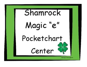 Shamrock Magic e Pocketchart Center
