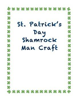 Shamrock Man Craft