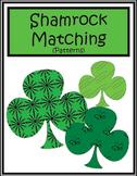 Shamrock Matching (Patterns) | Math Center Game