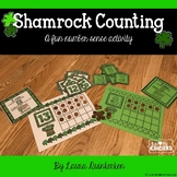 Shamrock Math Counting - A Fun Number Sense Activity