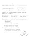 Shamrock Math Glyph