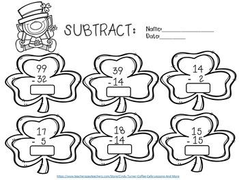 Shamrock Math K - 2
