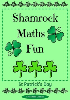 Shamrock Maths Fun for St Patrick's Day {BrE Version}