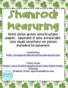 Shamrock Measuring